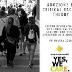 Adozione e critical racism theory - Primavera 2020