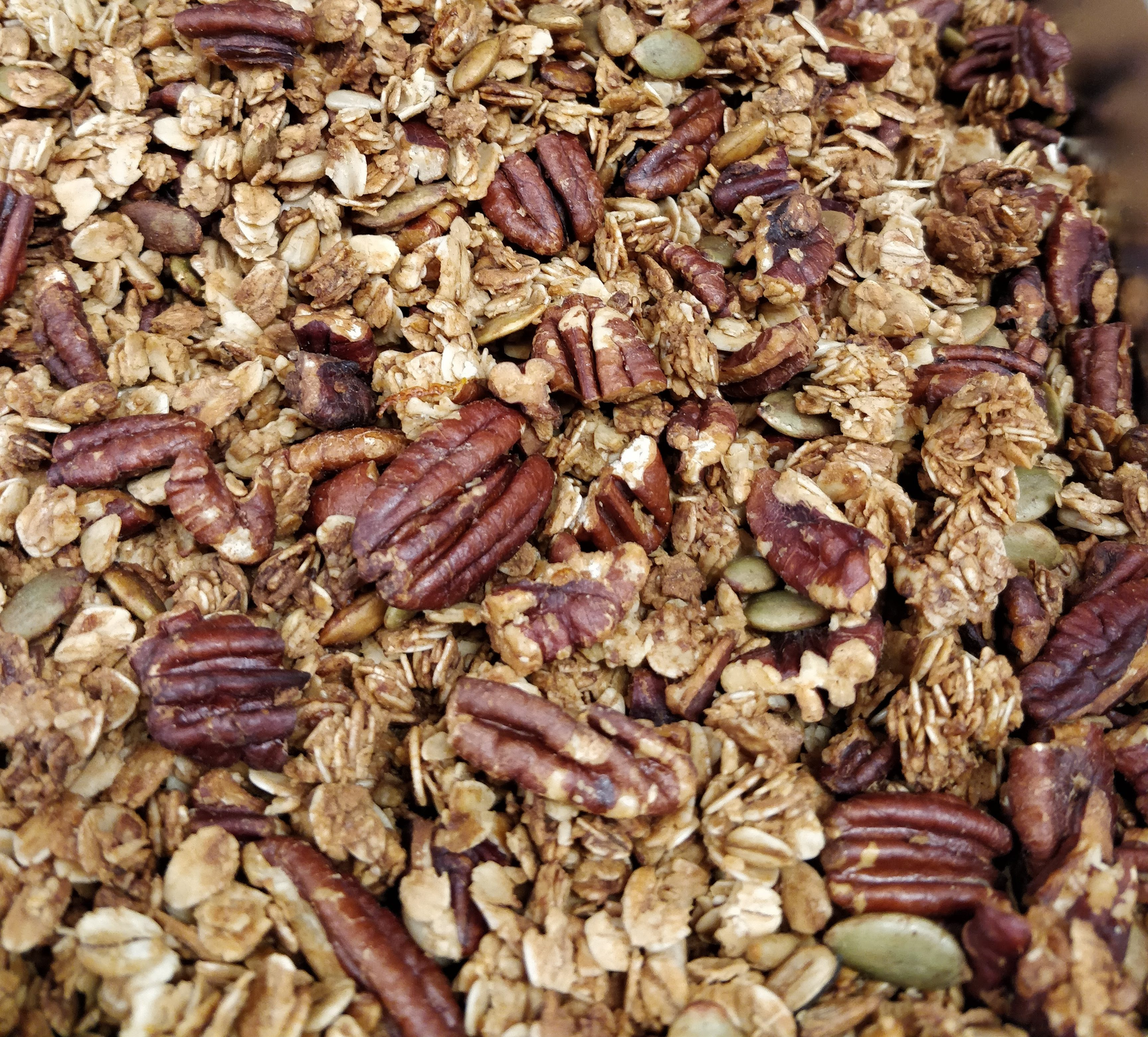 Home Roasted Granola