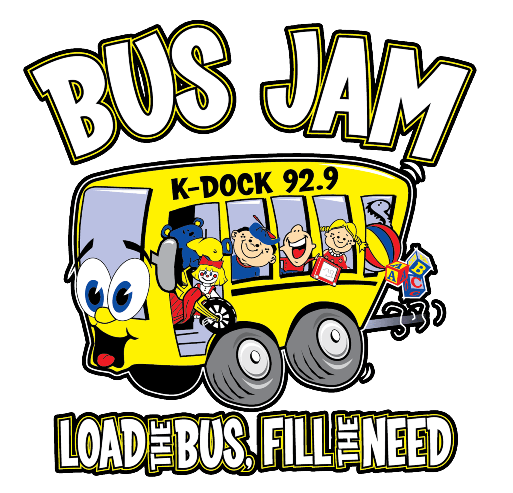 Bus Jam Toy and Food Collection