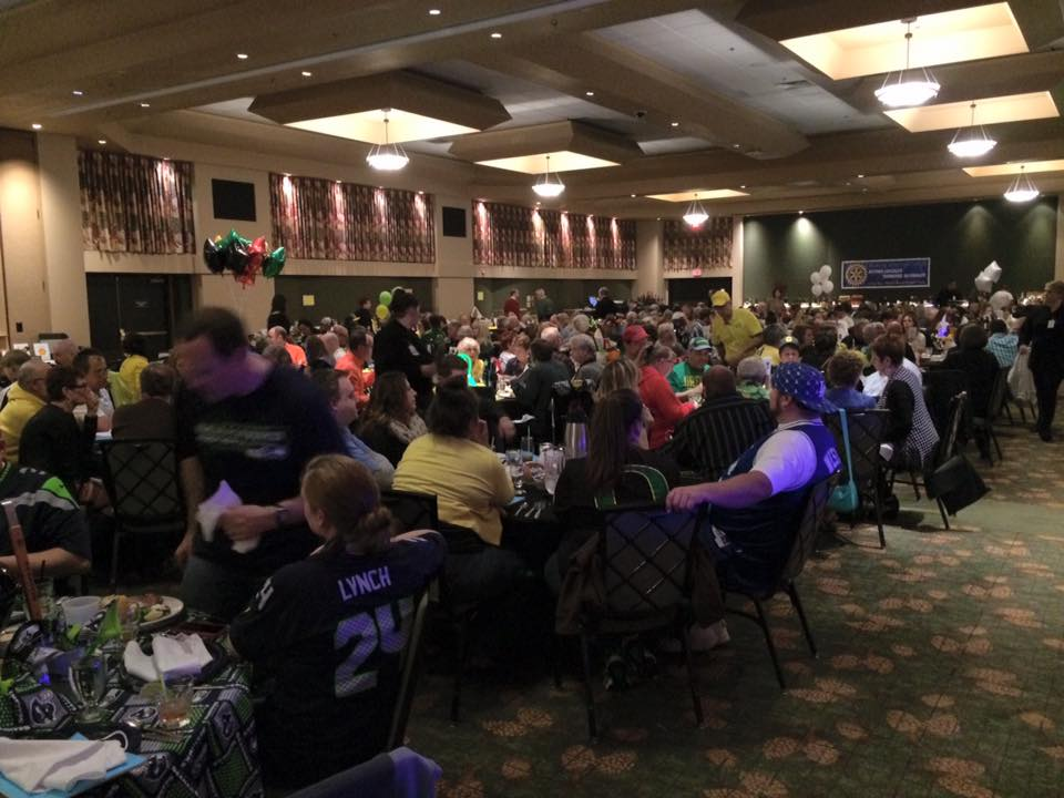 Rotary Auction