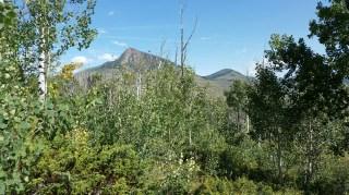 Some where in Colorado