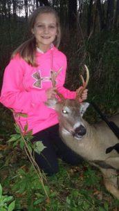 Montana's 1st buck