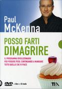Posso Farti Dimagrire - DVD con Manuale e CD Audio
