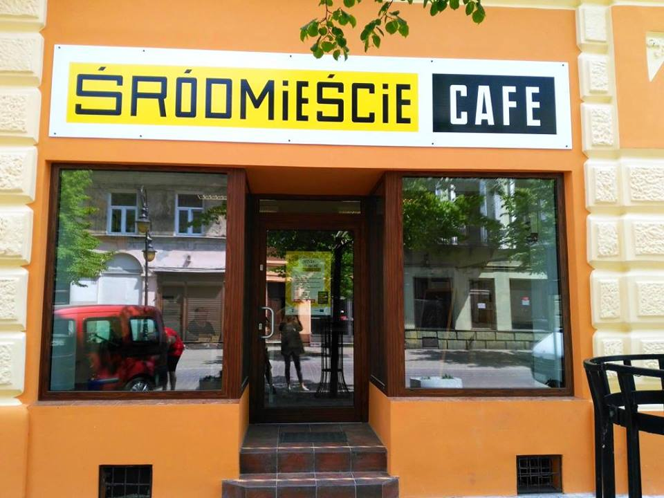 Znalezione obrazy dla zapytania cafe śródmieście