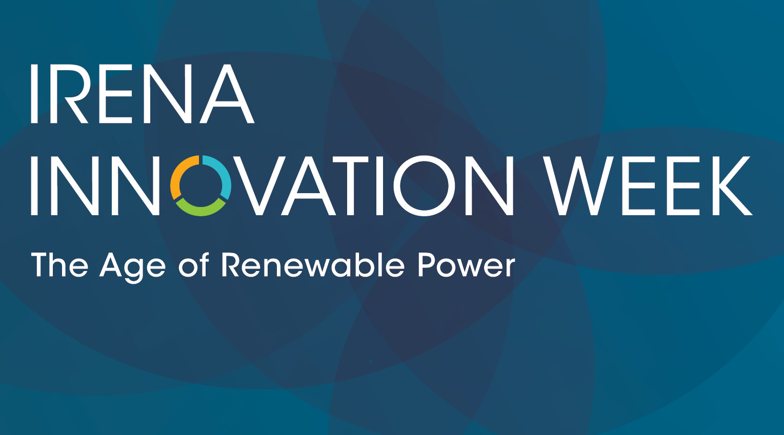 IRENA Innovation Week Live Video Stream