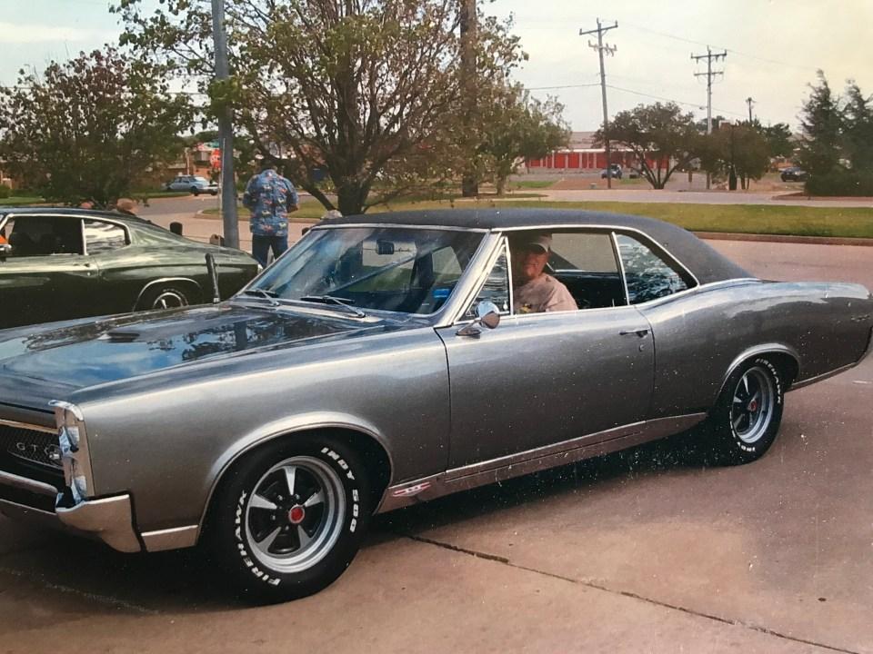 67 GTO 3 - Keyes