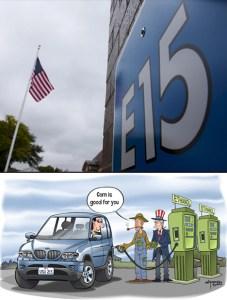 E15 gas
