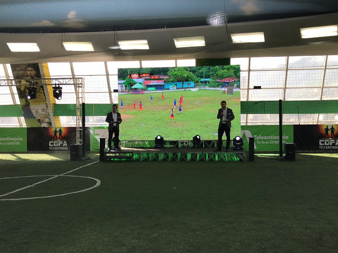 Juramento de la Copa Teleantioquia