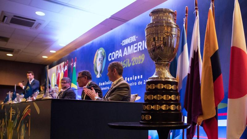 Group B: Argentina, Colombia, Paraguay, Qatar