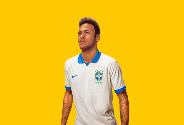 Brazil's new kit for Copa America 2019