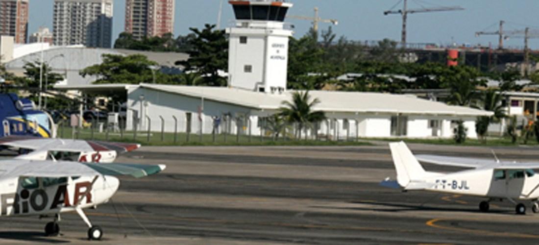 AEROPORTO DE JACARÉPAGUA RIO DE JANEIRO