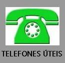 Lista dos Principais Telefones Úteis de Atendimento ao Cidadão