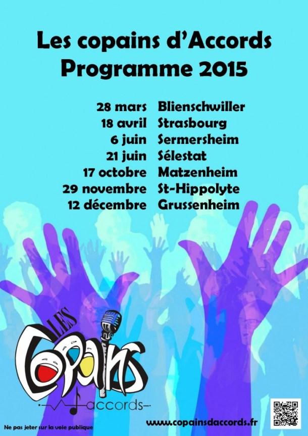 2015 Programme