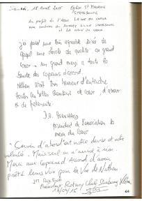 Livre d'Or - Page 66