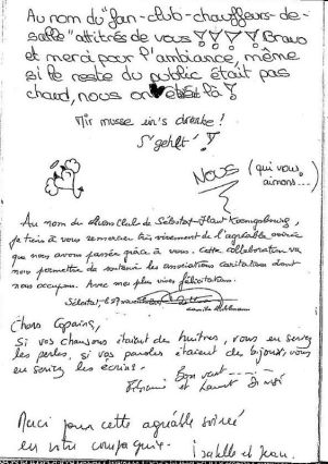 Livre d'Or - Page 4