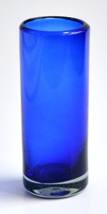 High-ball - Solid Cobalt Blue