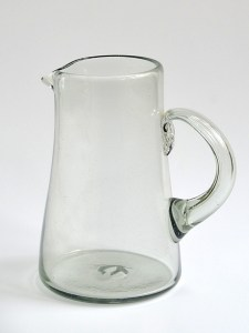 Inverted pitcher