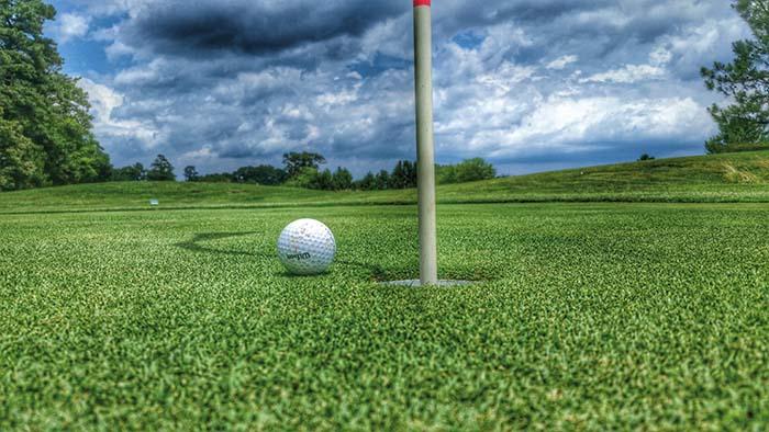 Bola y Hoyo Golf