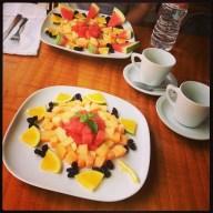 Desayuno Via Via