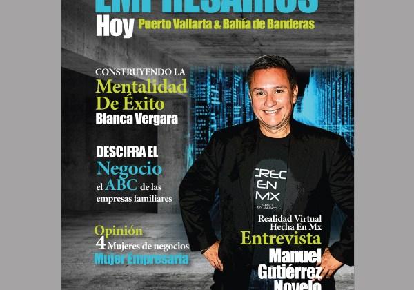 Revista Empresarios Hoy Puerto Vallarta y Bahía de Banderas Abril-Mayo 2019
