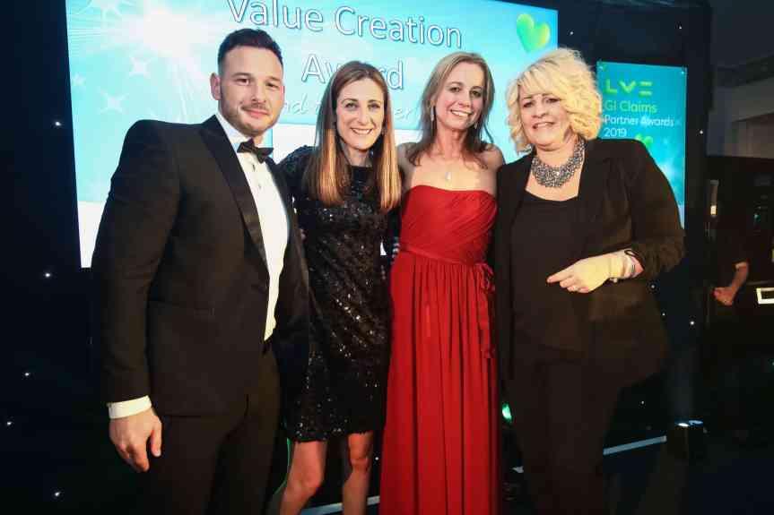 Copart Creates Value at LV= Claims Partner Awards