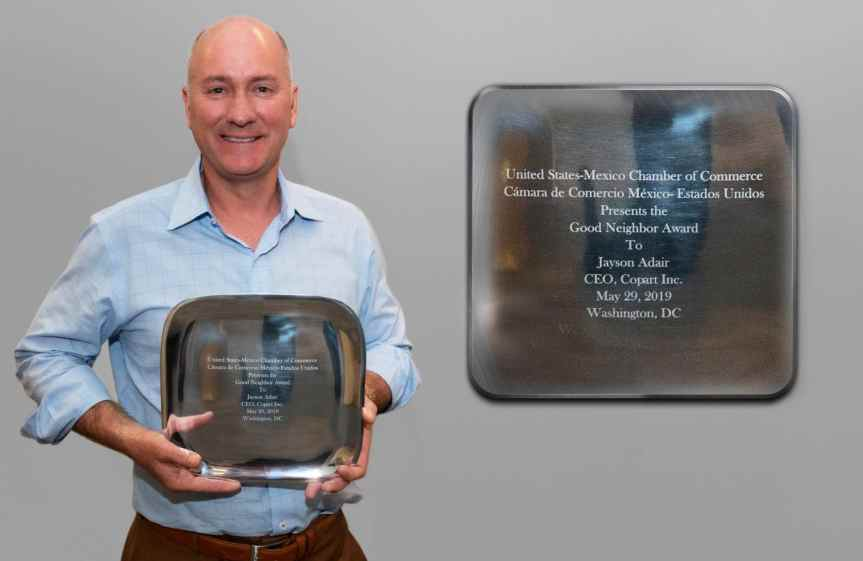 Jay Good Neighbor Award2019v2