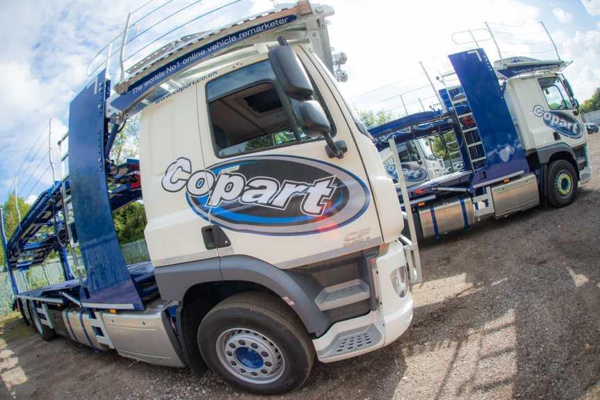 Copart fleet forms part of coronavirus contingency planning