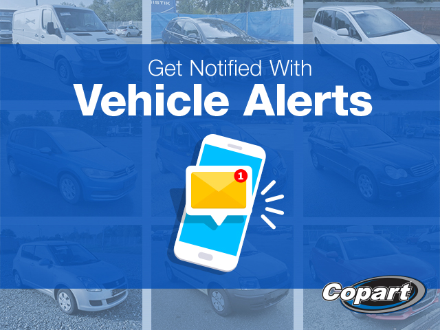 Copart Germany-VehicleAlerts