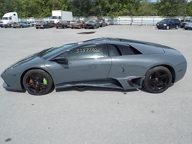 2007 Lamborghini Murcielago for Sale at Copart