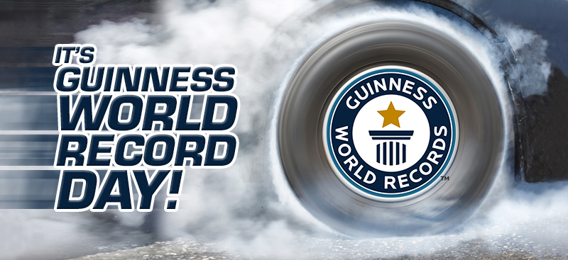 Top Five Most Impressive Car Related  Guinness World Records