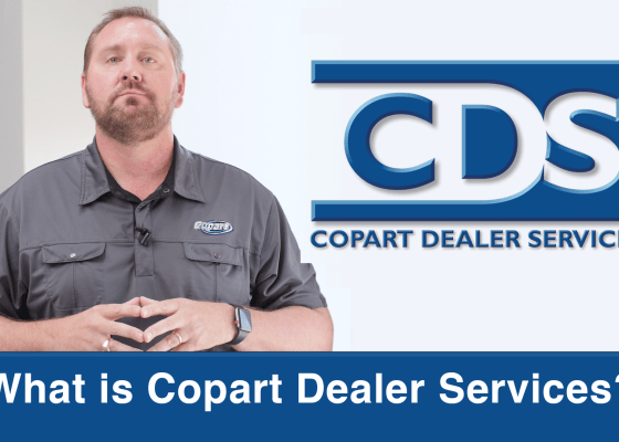 What Is Copart Dealer Services - Brett Adair, CDS