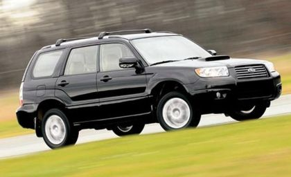 Subaru Forester for sale on Copart.com
