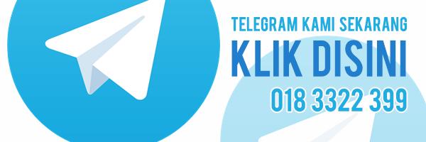 Telegram Cop Baju Printing
