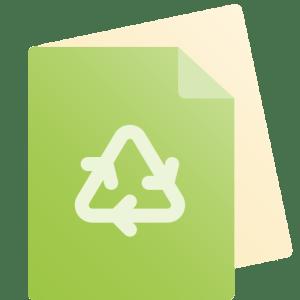 Randevu Al 6 paper recycle