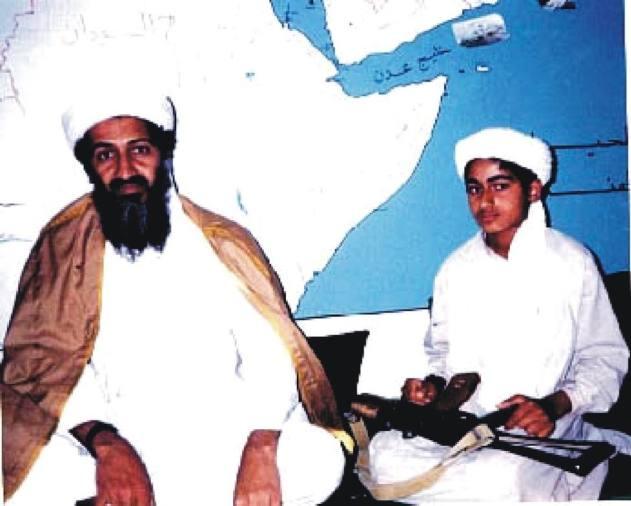 Resultado de imagen para Hamza Bin Laden,