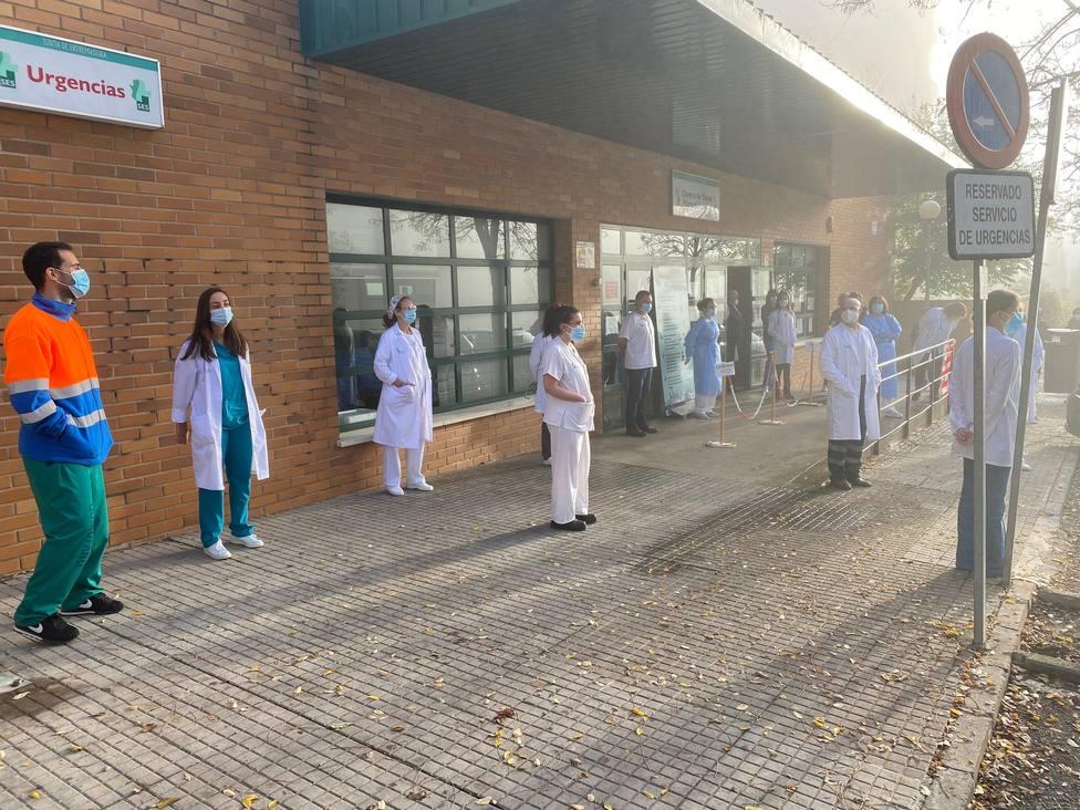 Los médicos extremeños piden mejoras laborales y más plazas MIR