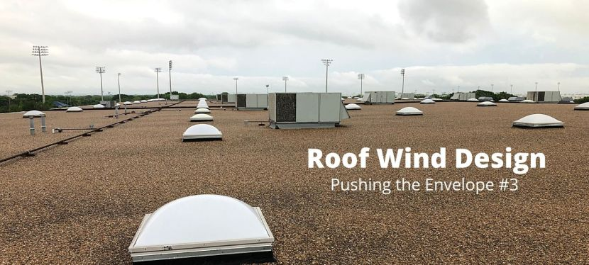 Roof Wind Design with Jennifer Keegan, Jim Kirby and Ben Meyer (Episode #3)