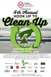 hook up to clean up event