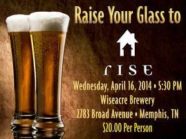 rise event logo