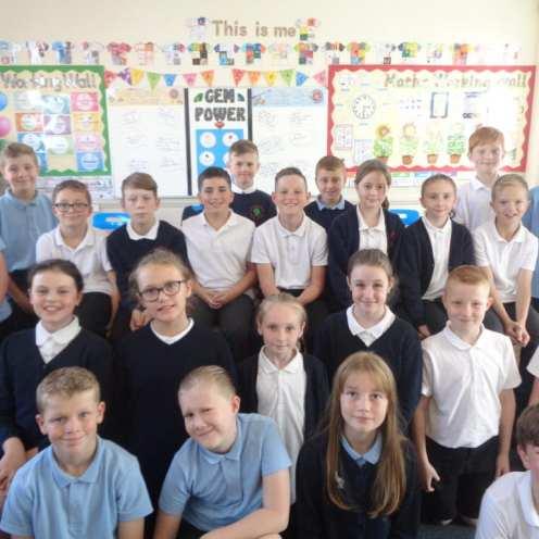 Class 6 photo