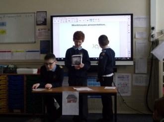 Class 6 presentations