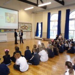 Junior Road Safety Assembly