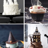 Uuuuuhyggelige og hjemsøgte halloween-kager