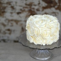 Trin-for-trin guide: Rose swirl frosting