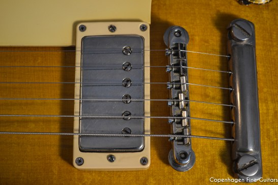 1959 Gibson Les Paul Standard Sunburst guitar for sale-18