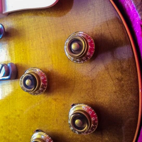 1959 Gibson Les Paul Standard Sunburst guitar for sale-36