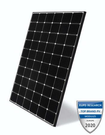 fotovoltaico pannelli lg