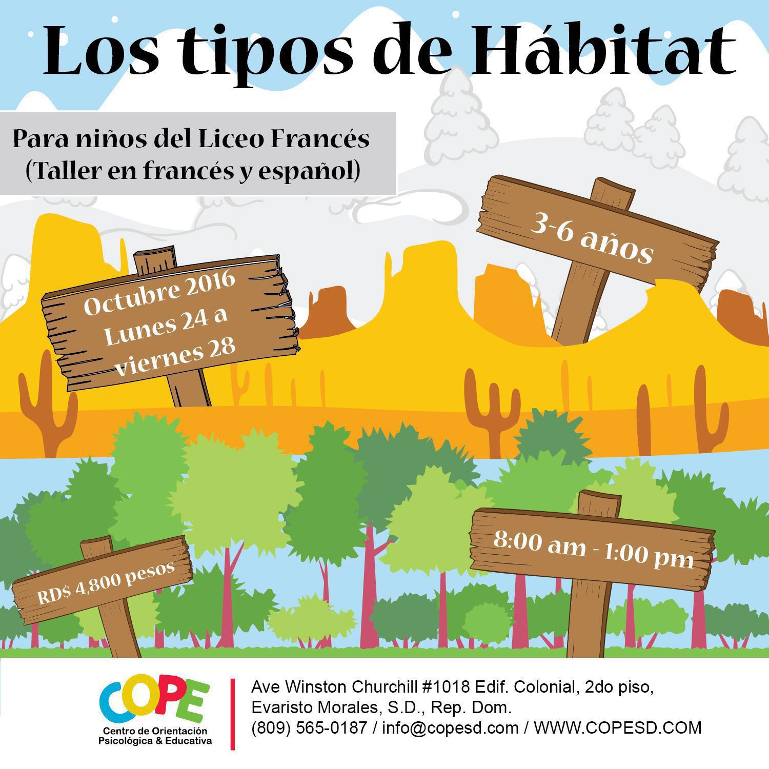 Tipos De Habitat Worksheet Pictures To Pin