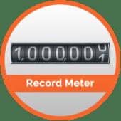Record meter