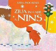"""""""Ziua în care a nins"""", de Ezra Jack Keats"""